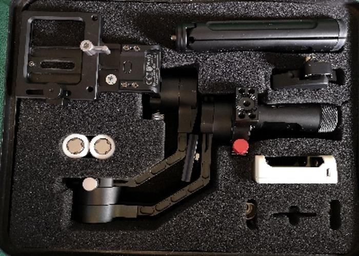 Zhiyun Crane 3 axis gimbal kit - 2