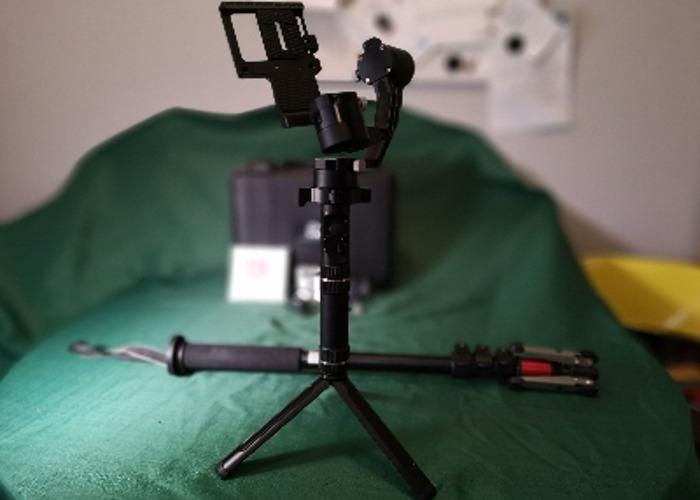 Zhiyun Crane 3 axis gimbal kit - 1