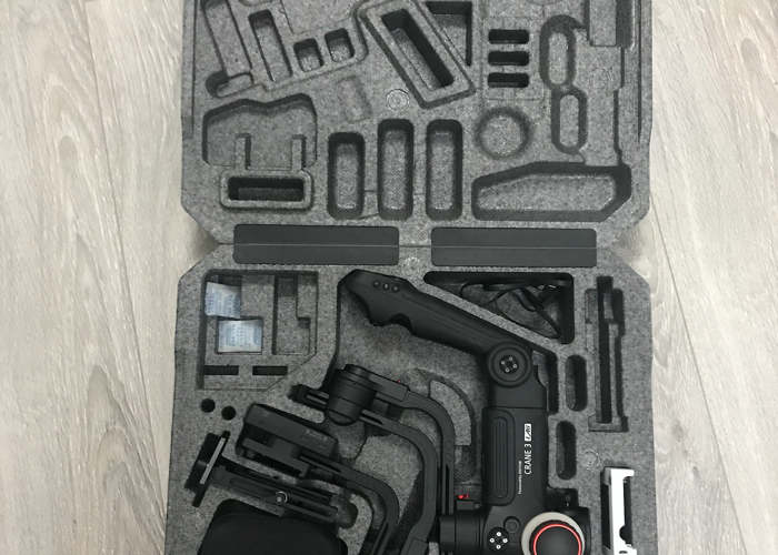 Zhiyun Crane 3 Lab - 2