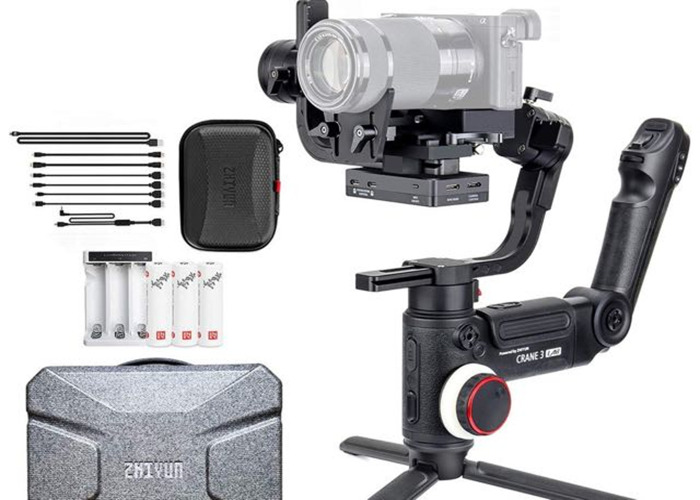 Zhiyun Crane 3 Lab Gimbal Kit - 1
