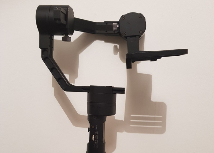 Zhiyun Tech Crane 3-axis Gimbal Stabilizer - 2
