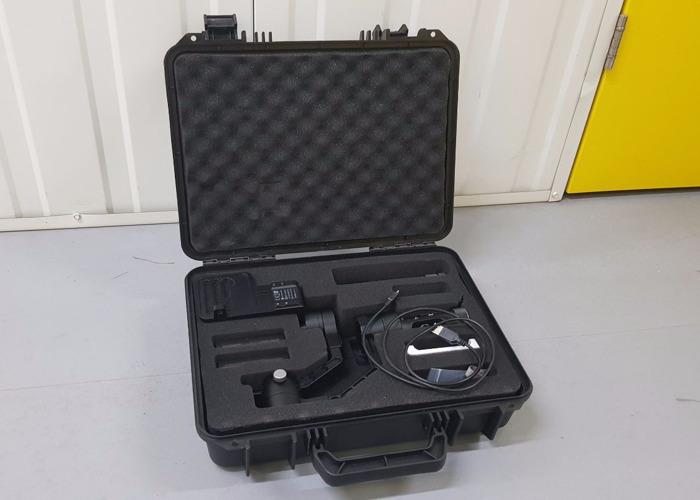 Zhiyun Crane handheld 3 axis stabilised gimbal  - 1