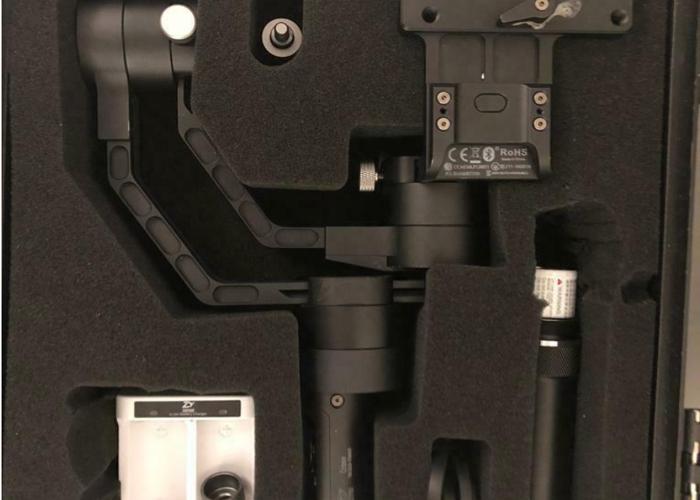 Zhiyun Crane Plus v2 2018 3-Axis Handheld Gimbal - 1