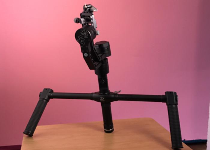 Zhiyun Crane with Dual Handle Grip - 2