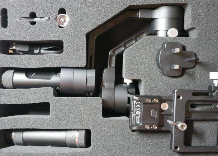 Zhiyun Crane v2 3-Axis Gimbal - With case - 1