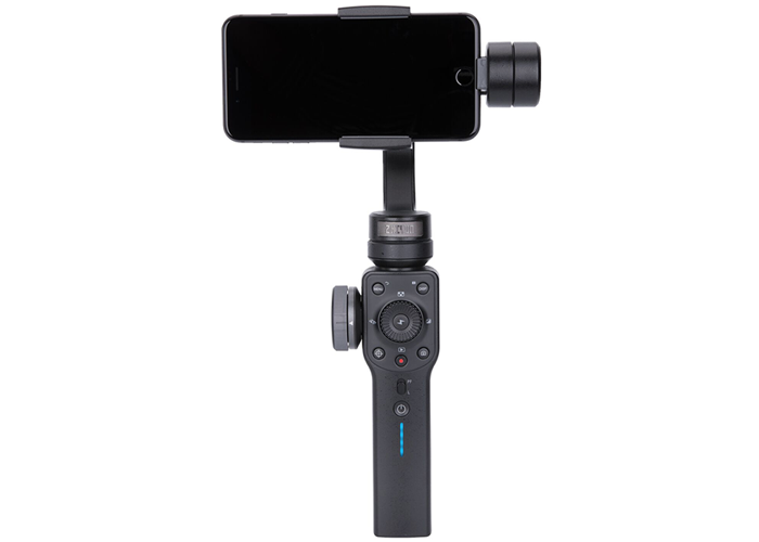 Zhiyun Smooth 4 Smartphone Gimbal - Black - 1