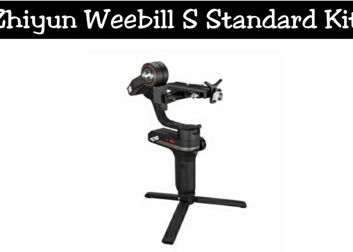 Zhiyun Weebill S Standard Kit - 1