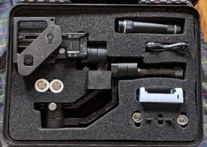 Zhiyun-Tech Crane v2 3-Axis Handheld Gimbal Stabilizer - 2