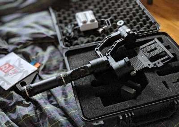 Zhiyun-Tech Crane v2 3-Axis Handheld Gimbal Stabilizer - 1