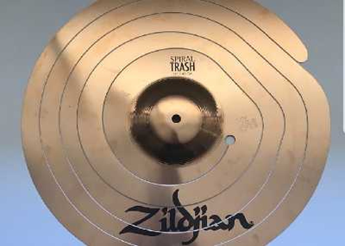 "ziljian 18"" Spiral Effects Crash - 1"