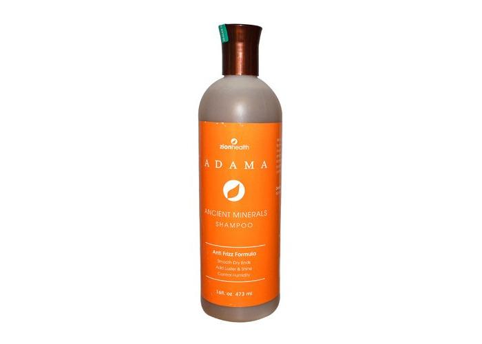 Zion Health Adama Ancient Minerals Anti-Frizz Shampoo Sweet Pear 16 Fluid Ounce - 2