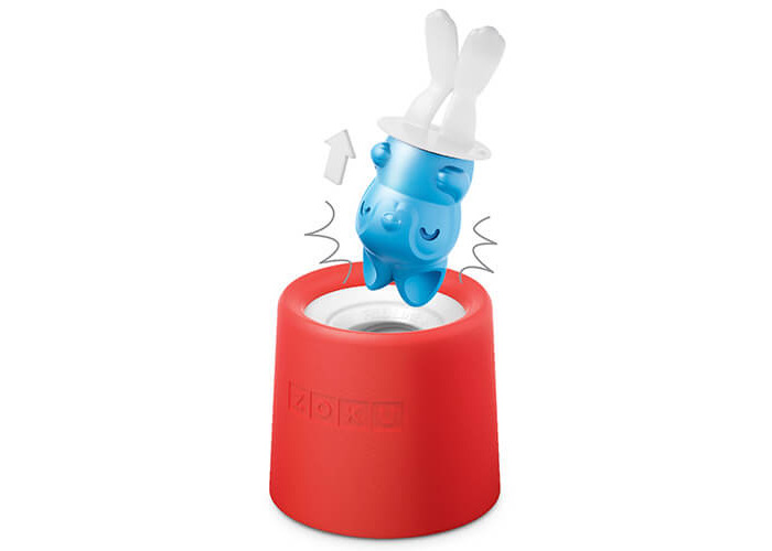 Zoku Character Pop Lucky The Rabbit Ice pop mould - 2