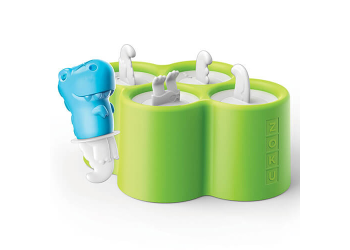 Zoku Dinosaur Pop Mold Dinosaur Pop Mold - Green - 1