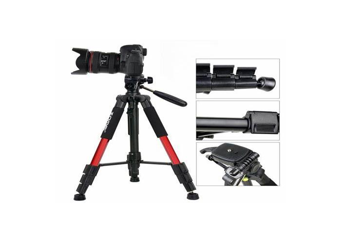 Zomei professional adjustable camera tripod up to 1.5m - 1