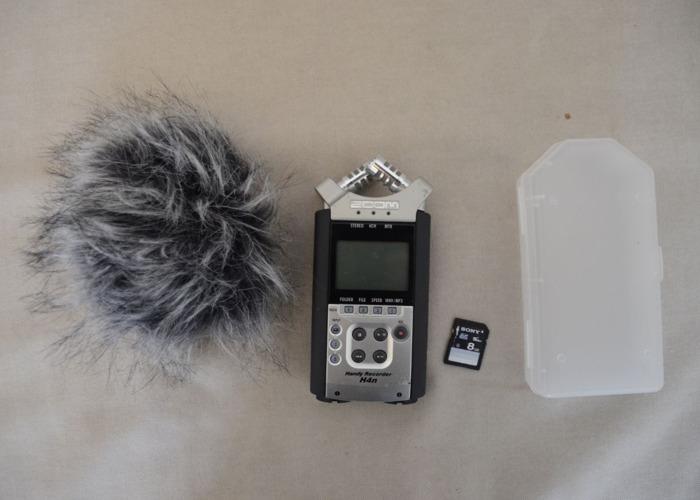 Zoom 4HN Recorder - 2