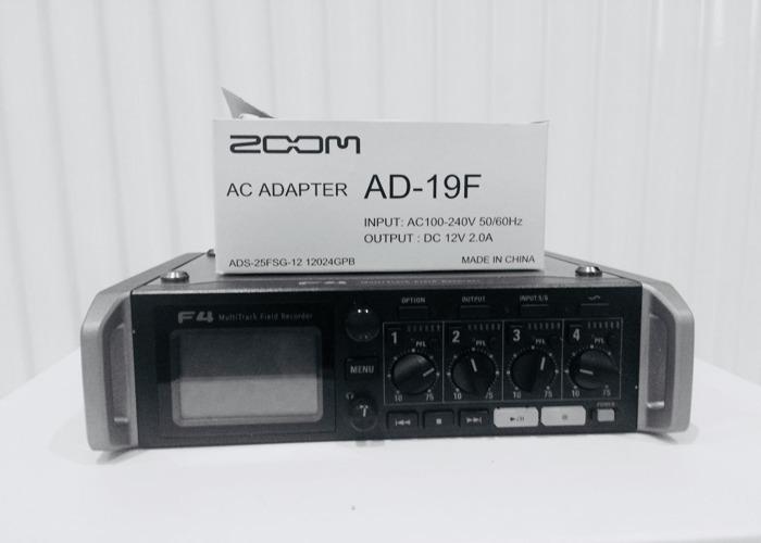Rent Zoom F4 Multitrack Field Recorder in London