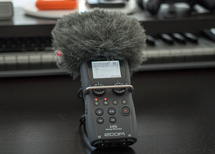 Rent Zoom H5 handy field recorder + accessories in Filton