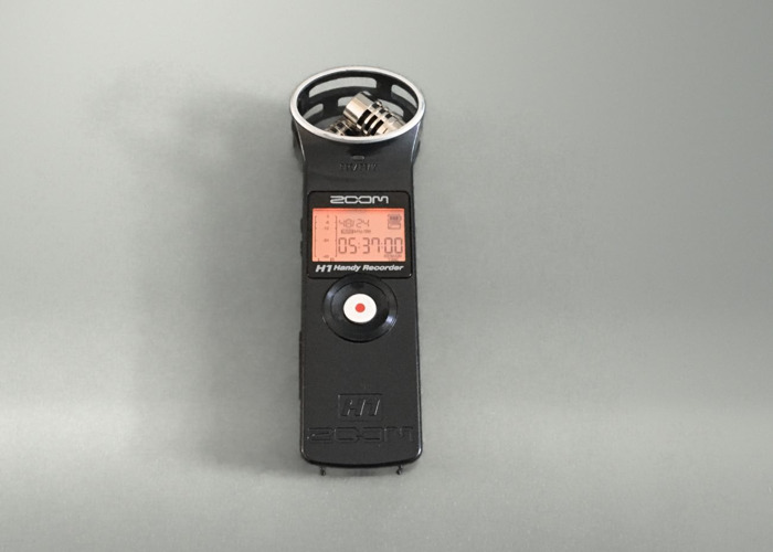 Zoom H1 Audio Recorder - 2