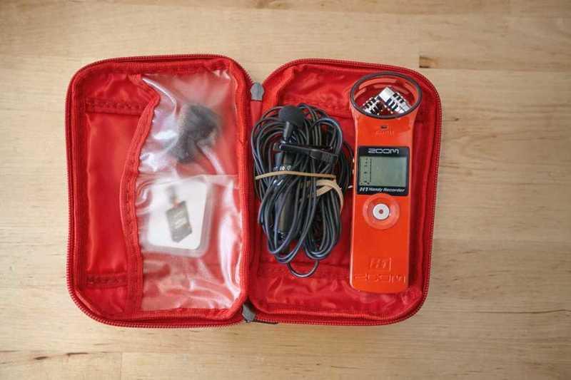 Zoom H1 Handy Recorder - 2