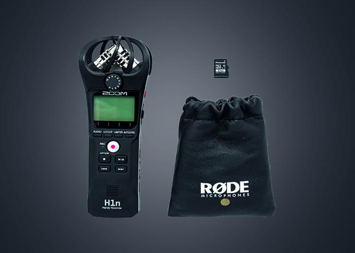 Zoom H1n & Rode SmartLav - 1