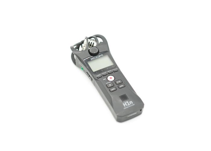 Zoom h1n audio - 1