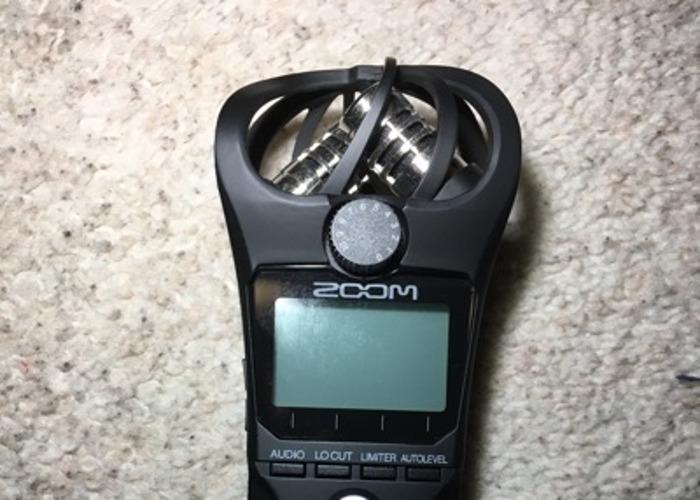 Zoom H1n audio recorder - 1