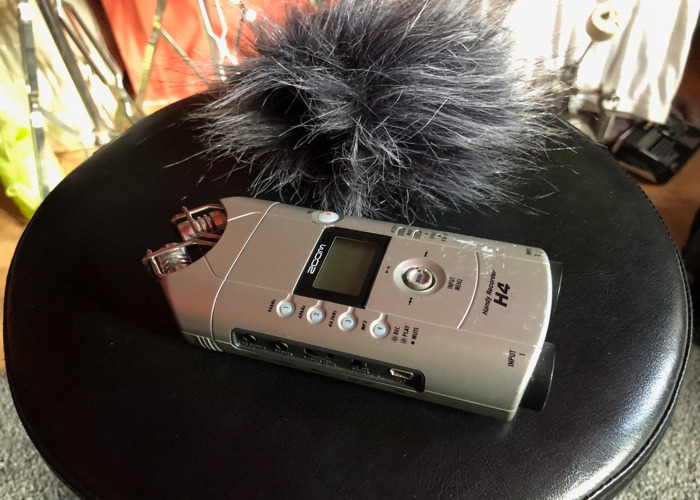 Zoom H4 portable field recorder - 1