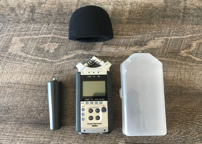 Zoom H4N Audio Recorder - 1