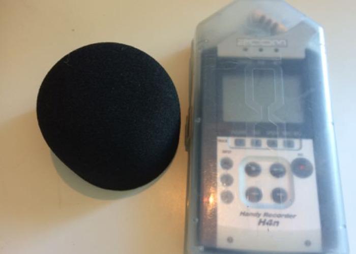 Zoom H4N digital recorder - 2