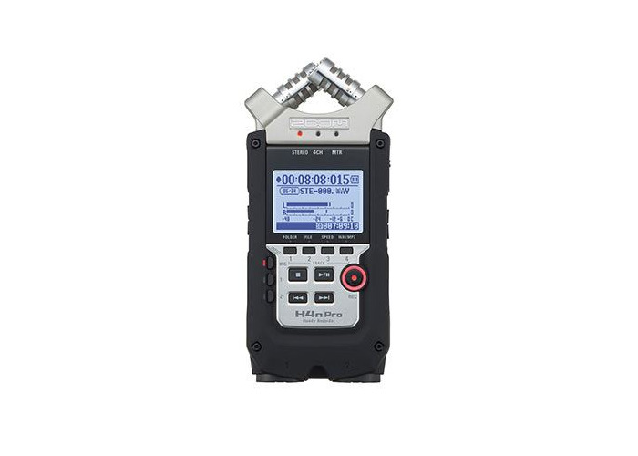 Zoom H4n Pro Digital Audio Recorder - 1