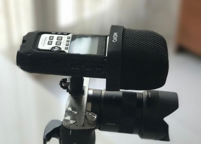 Rent Zoom H4n Pro Handy Recorder Accesories In London Rent