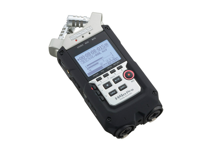 ZOOM H4N PRO Portable 4-track Recorder - 2