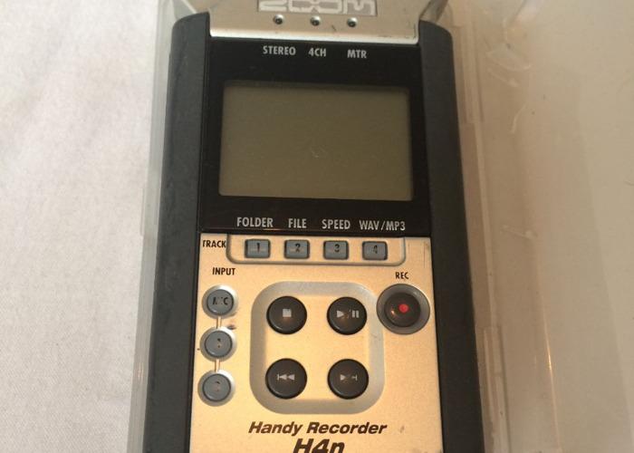Zoom H4N Recorder - 1