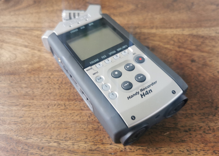 Zoom H4n Recorder - 1
