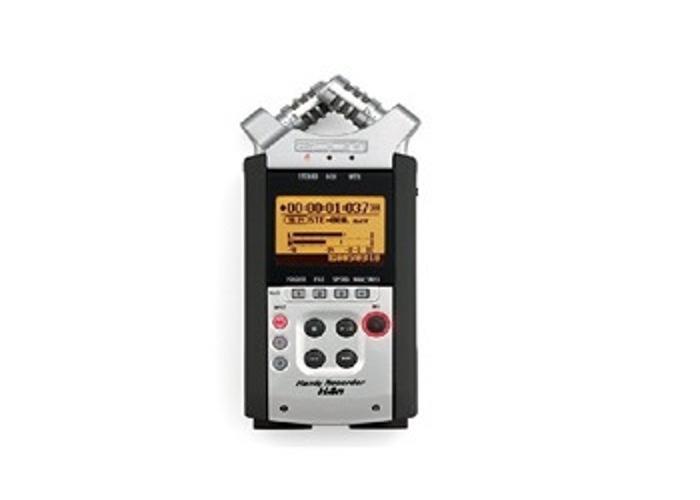 Zoom H4N sound recorder - 1