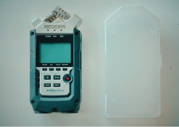 Zoom h4npro sound recorder - 1