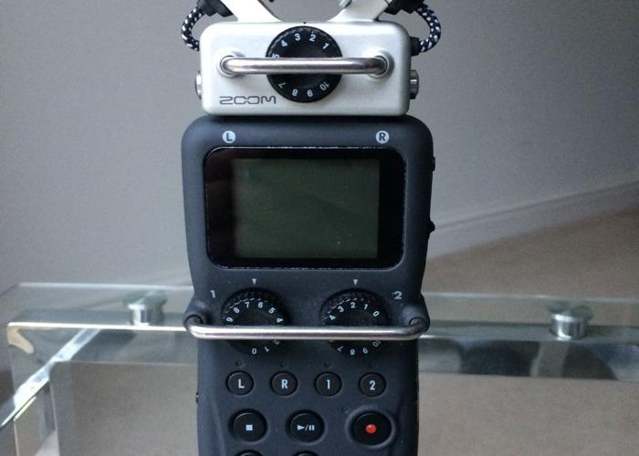 Rent Zoom H5 Audio Recorder in San Antonio