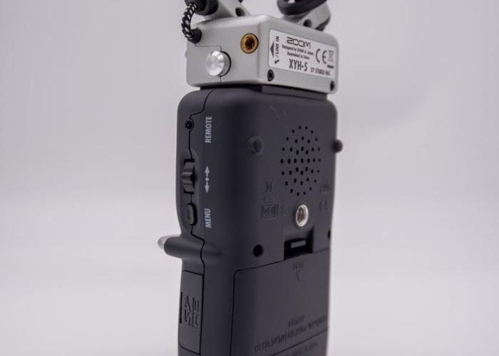 Zoom H5 Professional Grade Sound Recorder - 2