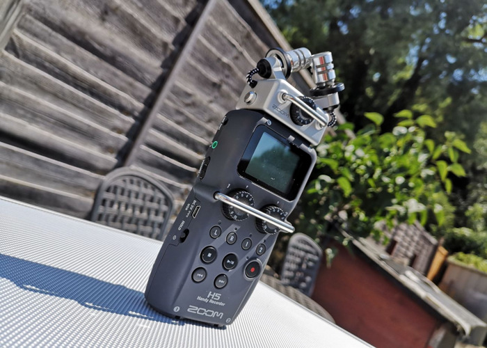 Zoom H5 Recorder + 2GB Card - 2