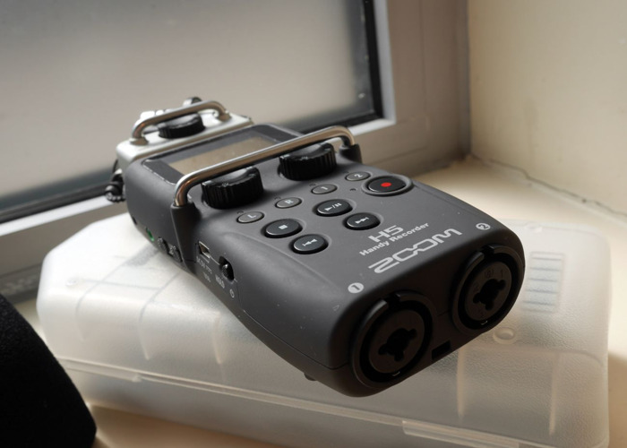 Zoom H5 Recorder - 2