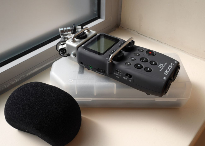 Rent Zoom H5 Recorder in London