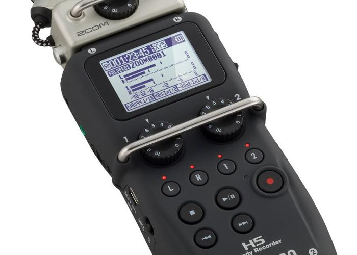 Zoom H5N Audio recorder - 1