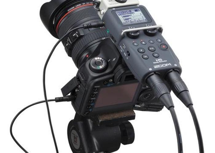 Zoom H5N Audio recorder - 2