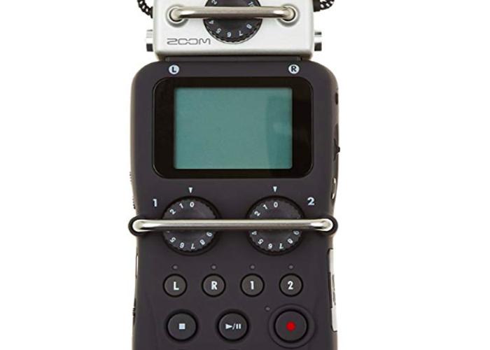 Rent Zoom H5/UK Handy Recorder in London