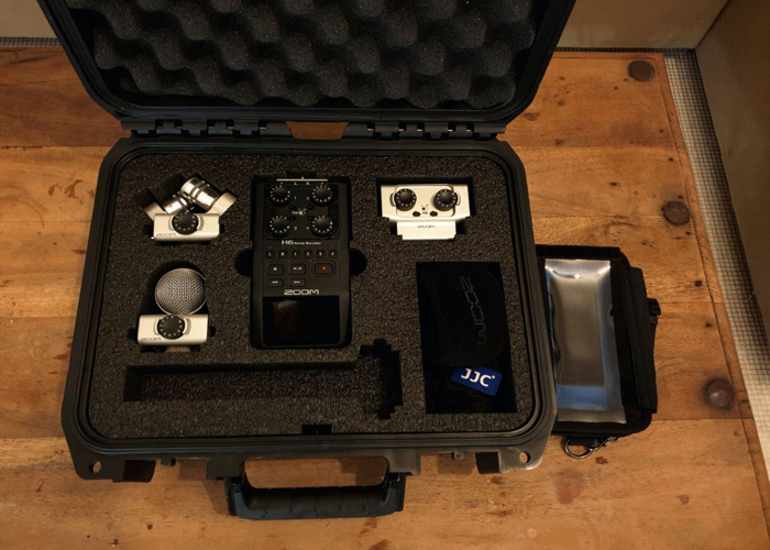 Zoom H6 Audio Recorder for 6 Mics - 2