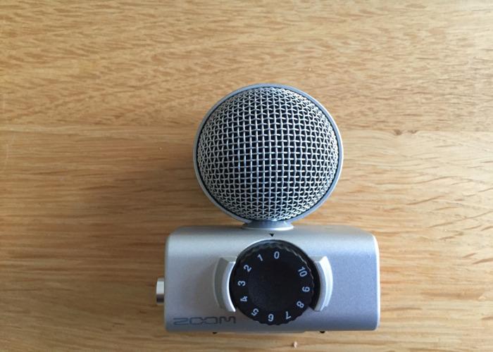 Zoom H6 Audio Recorder  - 2