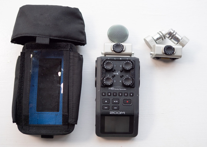 Zoom H6 Professional recorder - 2