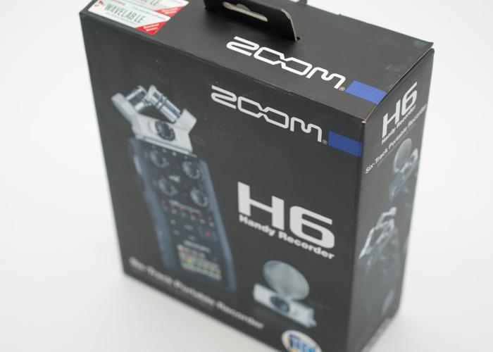 Zoom H6 recorder - 2