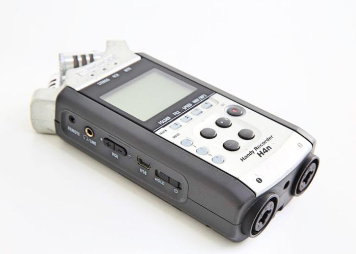 Zoom Handy Recorder H4n + 16GB SanDisk SD Card - 2
