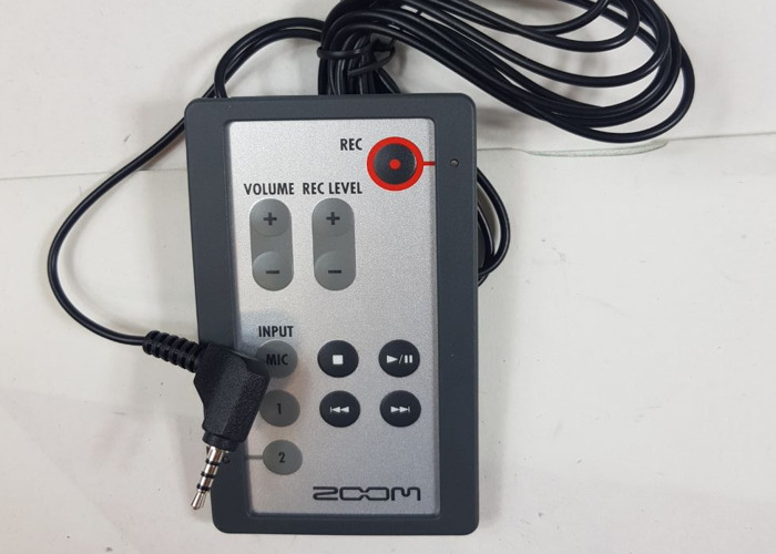 Zoom RC-04 Remote for Zoom H4 N - 1